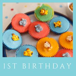1st Birthday Shop