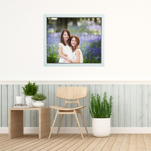 bluebells photo wall art