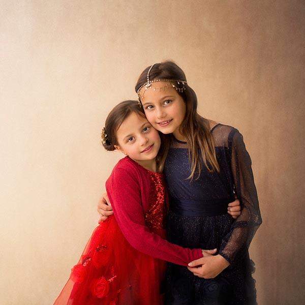 family studio photoshoot bristol