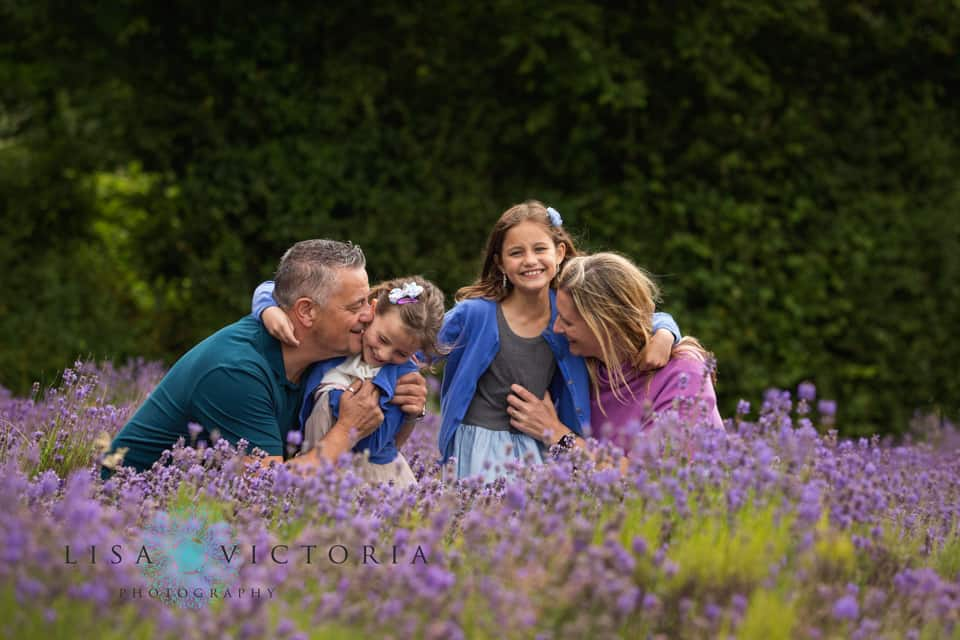 Lavender-photoshoot-family