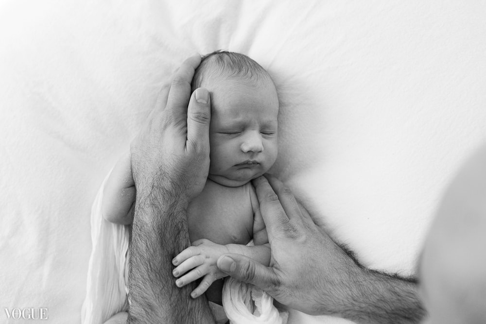 Vogue Baby Photograph (5)