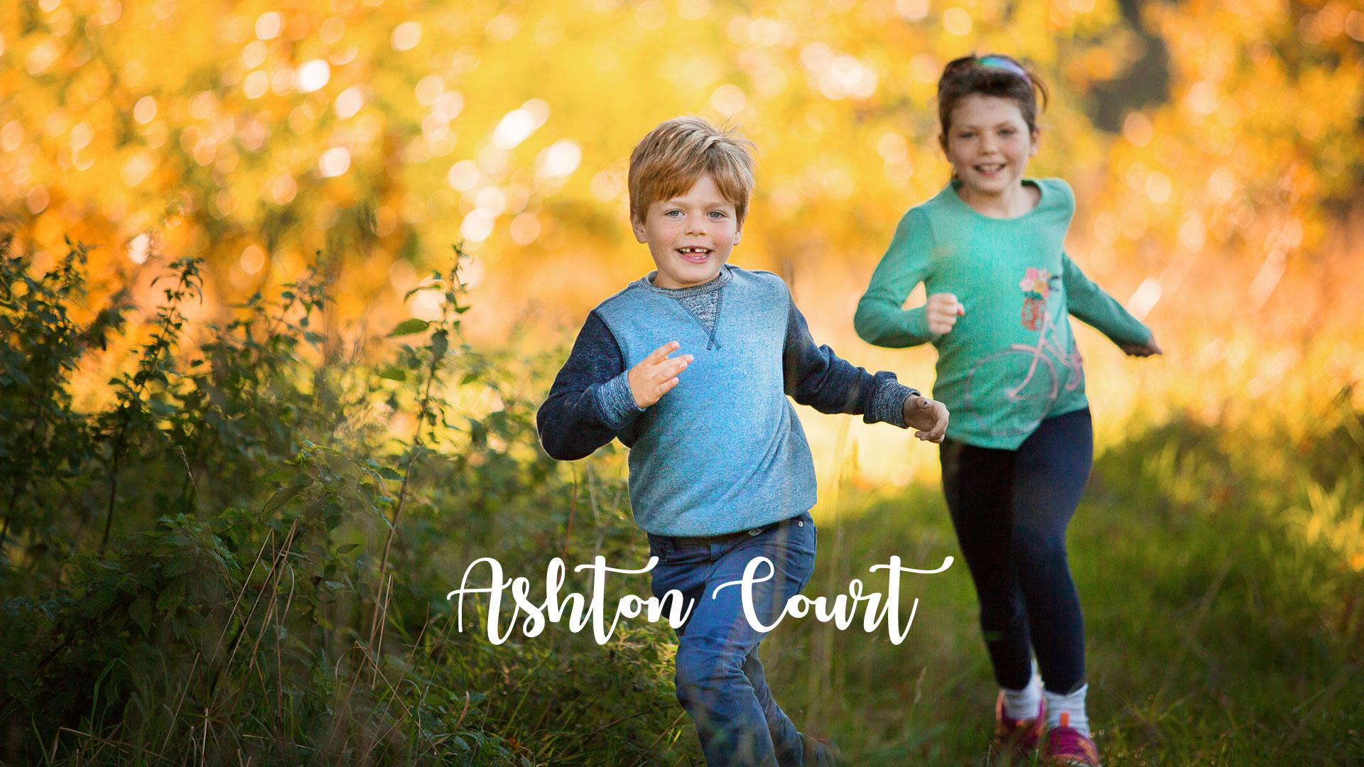 Ashton Court Autumn Photo Shoot