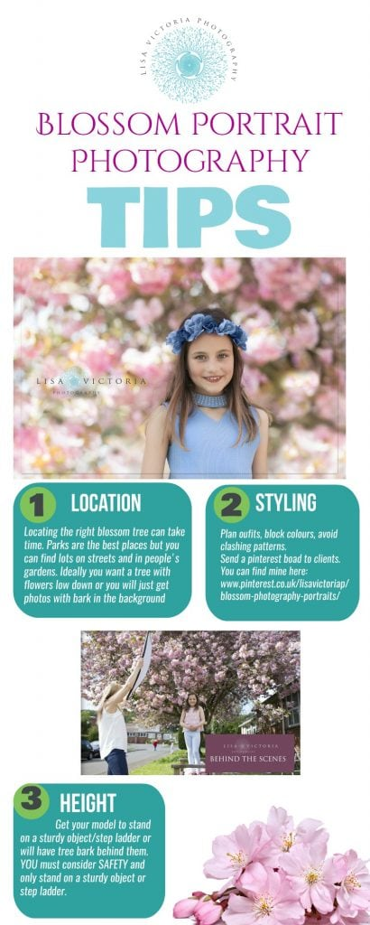blossom photography tips portraits