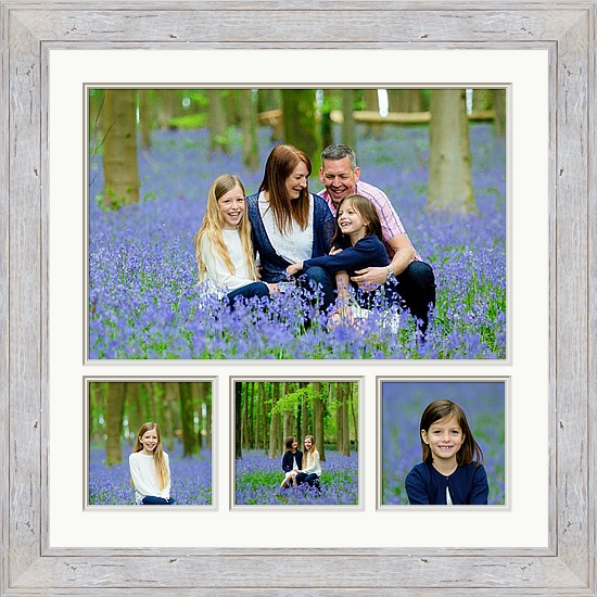 Bluebell Family Photo Shoot
