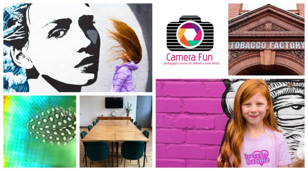 camera fun kids photography course