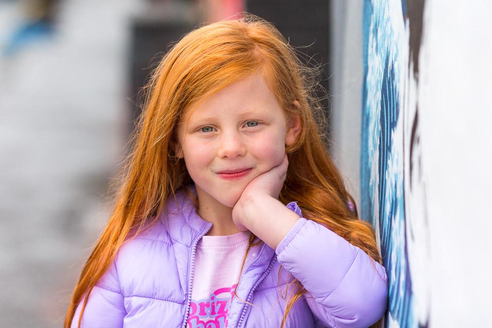 child portrait photography course bristol