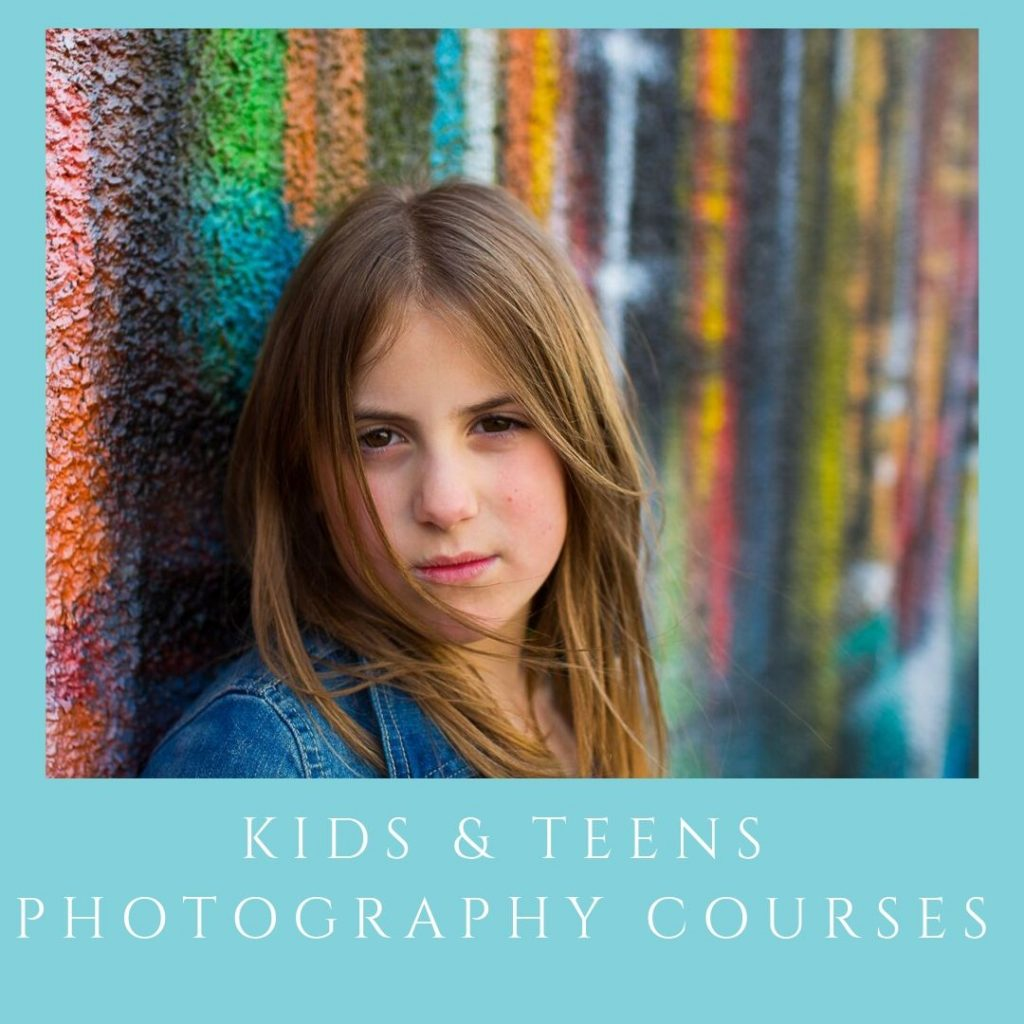 children photography course
