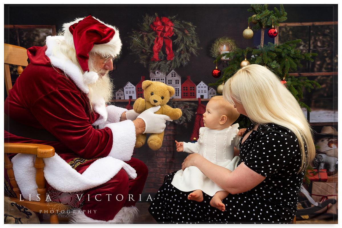 christmas photoshoot baby bristol