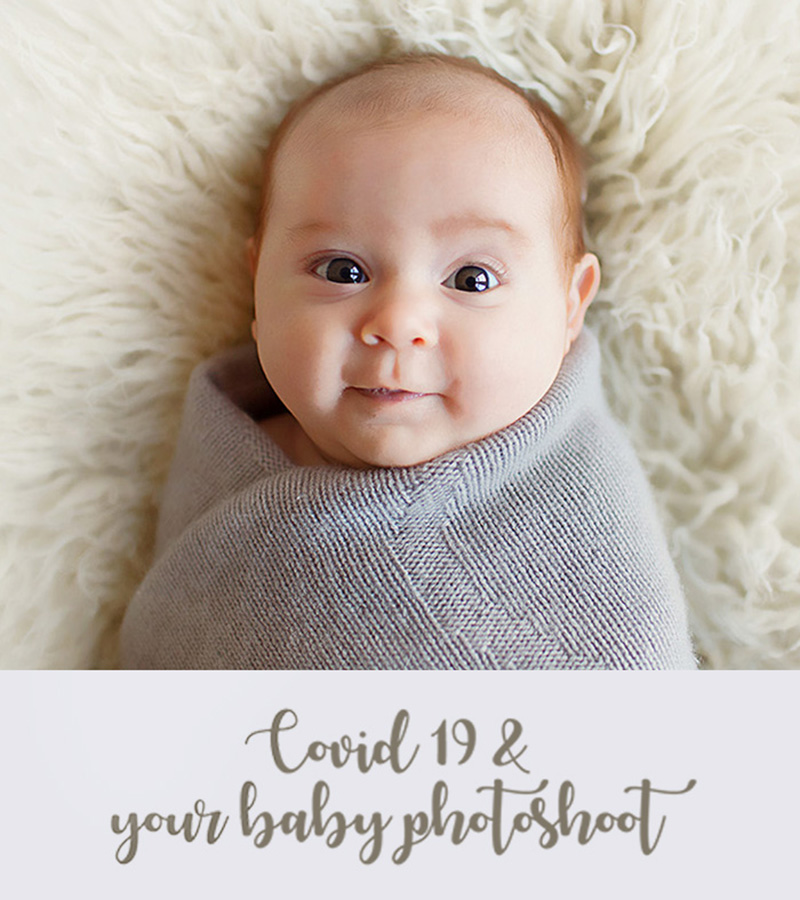 covid baby photography