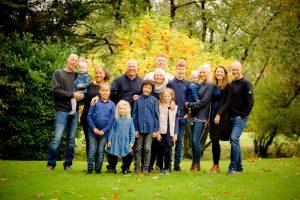 extended family photo shoot bristol