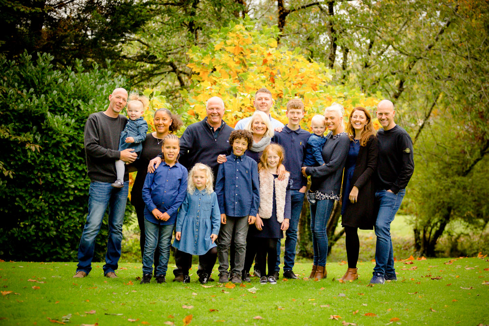 extended family photo shoot bristol