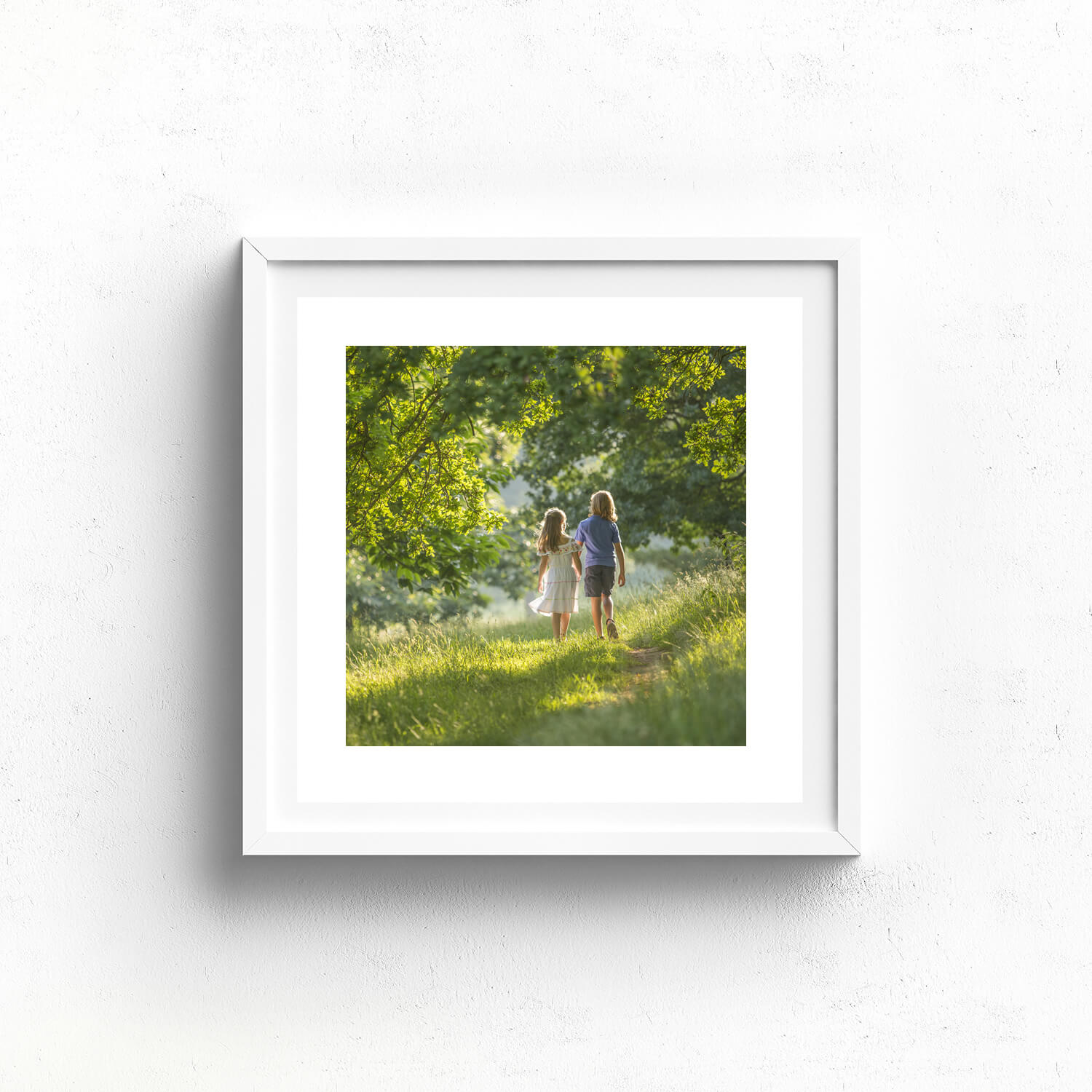 Family Outdoor Price Frame