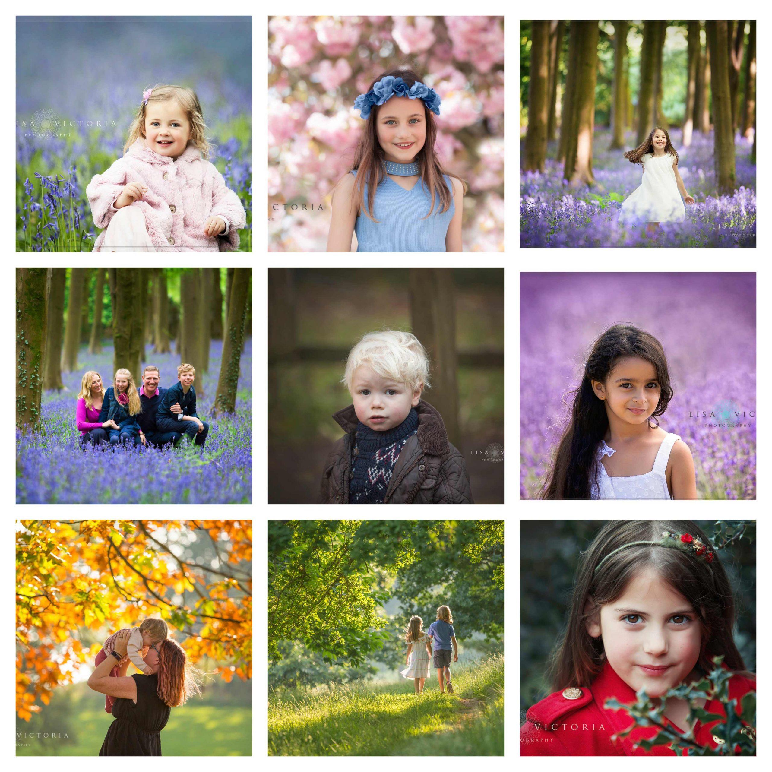 family photoshoot gift voucher bristol