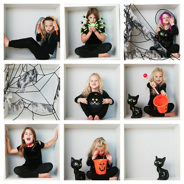 halloween photo shoot