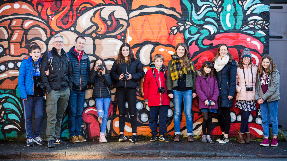 kids photography course bristol