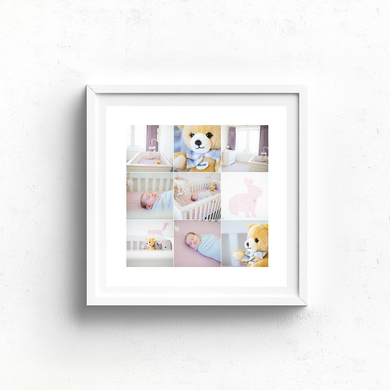 Newborn Price Frame