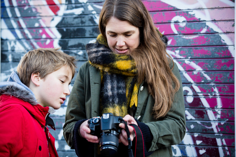 parent teen photography course