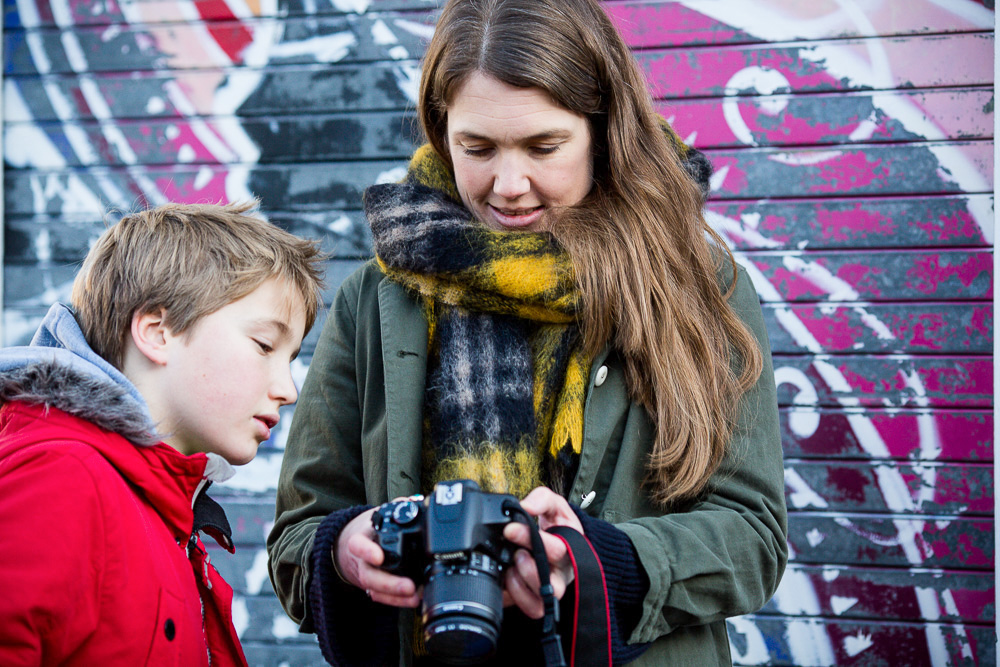 parent teen photography course