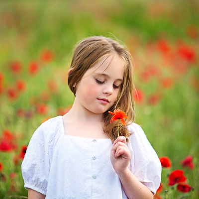 poppy child photography