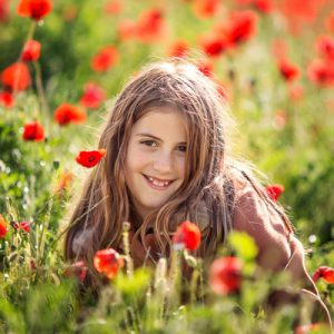 poppy field photoshoot bristol