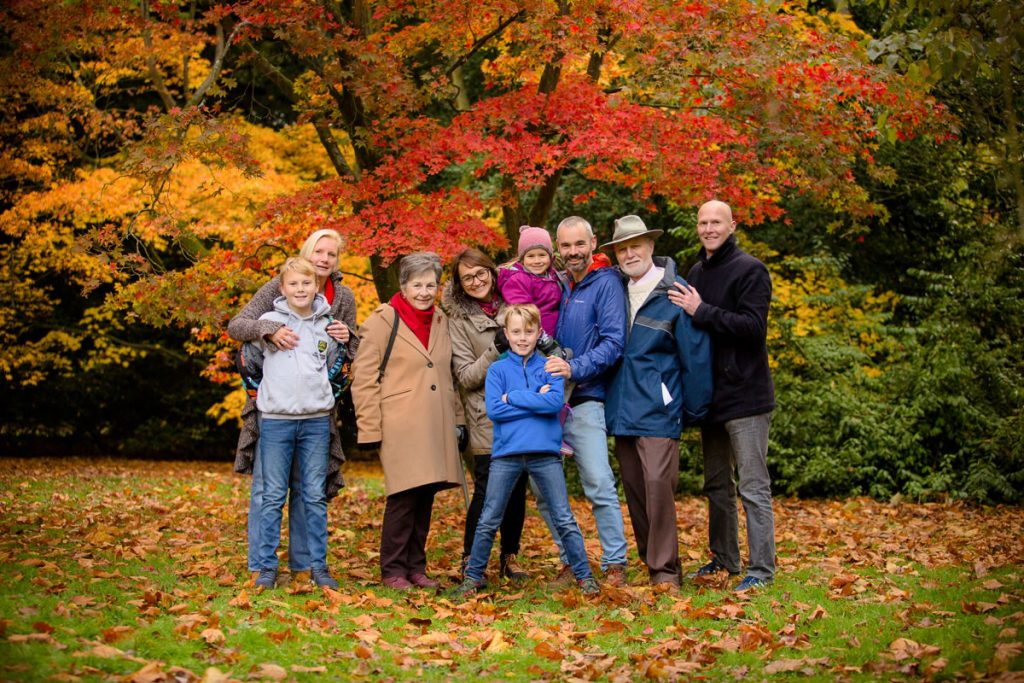 Westonbirt Arboretum Autumn Photo Shoot